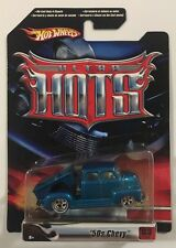 Hot Wheels Kar Keepers Ultra Hots '50s Chevy Truck Blue - Super Fast Shipping