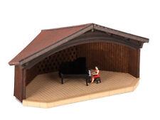 NOCH H0 66827 Laser Cut Bausatz Kurkonzert mit micro-sound Klavierspiel