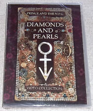 PRINCE N.P.G. Diamonds and Pearls Videos SOUTH AFRICA DVD DOES NOT PLAY IN USA