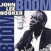 Boom Boom [K-Tel] by John Lee Hooker (CD, Jan-1996, K-Tel Distribution)