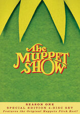 THE MUPPET SHOW - THE COMPLETE FIRST SEASON 1 ONE 4-Disc DVD Box Set