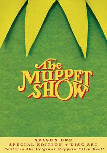 The Muppet Show: Season One DVD Peter Harris(DIR)