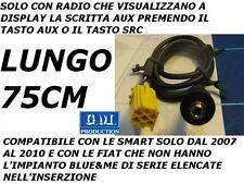 IPHONE GALAXY ENTRÉE MP3 SEULEMENT AUDIO Smart Grande Punto Musa 159 a panneau