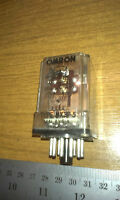OMRON RELAY TYPE MK3P - 5 AC 50V MECHANICAL ELECTRIC RELAY