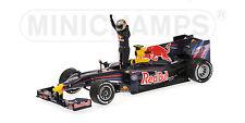Red Bull Renault RB5 S.Vettel winner GP Chinese 2009 400090115 Minichamps 1/43