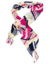 GYMBOREE CAPE COD CUTIE MULTI COLOR STRIPE SUMMER SCARF 1-SIZE NWT