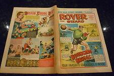 THE ROVER & WIZARD Comic - Date 21/10/1967 - UK Comic