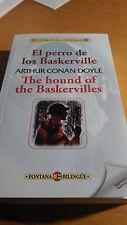 EL PERRO DE LOS BASKERVILLE THE HOUND OF THE BASKERVILLES SPANISH INGLES