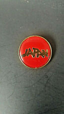Japan Band Metal Pin Badge