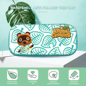 New Animal Crossing Storage Bag Carrying Hard Case Cover for Nintendo Switch AU