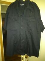 5.11 TACTICAL MEN'S TACLITE PRO SHORT SLEEVE SHIRT 71175 Black 3XL Reg