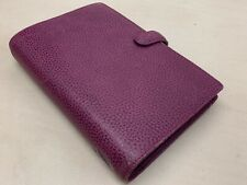 Filofax Finsbury Personal Real Leather (Pink)