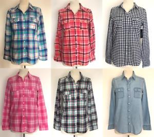 NEW Womens Top Shirt Essential Classic Ladies Plus Size 10-24 free P&P