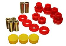 Energy Suspension Control Arm Bushing Set Red Front for 97-01 Prelude # 16.3119R