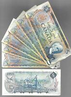 Canada  $5 (1972) - Circulated Note