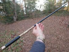 "Antique Vintage Edwarian Victorian ""Gold"" engraved Walking Stick Cane 33 7/8"""