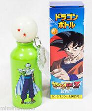Dragon Ball Z KFC Limited Canteens Aluminum Bottle Piccolo JAPAN ANIME