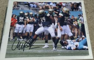 ANTHONY RUSH UAB Blazers SIGNED 8X10 Photo GREEN BAY PACKERS