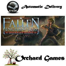 Fallen ensorcelée: Héros légendaires: PC: vapeur Digital: Auto Livraison
