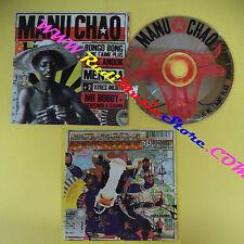 CD Singolo Manu Chao Bongo Bong 7243 8 96008 2 7 CARDSLEEVE no lp mc vhs(S31)