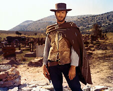 CLINT EASTWOOD 8X10 CELEBRITY PHOTO PICTURE 1