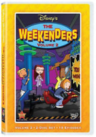 The Weekenders: Volume 2 (DVD, 2013, Full Screen) Usually ships in 12 hours!!!