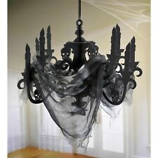 HAUNTED MANSION CANDELABRA CHANDELIER DECORATION HALLOWEEN HORROR PARTY