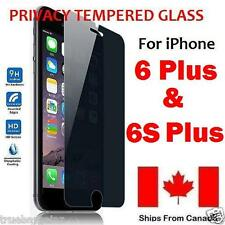 PRIVACY ANTI-SPY TEMPERED GLASS SCREEN PROTECTOR FOR APPLE iPhone 6 PLUS 6S PLUS