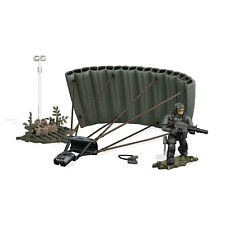 Mega Bloks Construx Call of Duty JUNGLE PARATROOPER Collector Construction Set