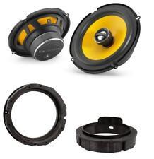 SEAT Mii 11 en Jl Audio 17cm 225w Kit de actualización de altavoz de la puerta delantera