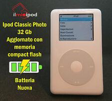 Ipod Classic 4 Photo da 32Gb - Batteria nuova