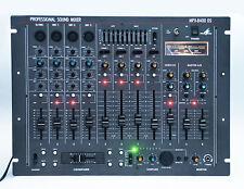 MONACOR PROFESSIONAL SOUND MIXER MPX-8400 DS MISCHPULT