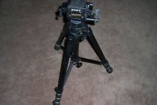 Sony VCT 100 Video Tripod  55-inch VCR Stand Black Pre Owned  DS