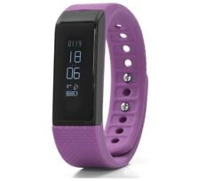 Nuband I Touch Activity and Sleep Tracker - Purple