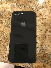 New listing Apple iPhone 8 Plus (Product)Black - 64Gb - (Unlocked) A1897 (Gsm)at&t