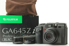 【 MINT CLA'd BOX Count 015】 FUJI FUJIFILM GA645zi Black Pro  from JAPAN 1027