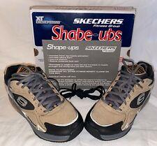 Mens 8 SKECHERS 52007 SHAPE UPS RENDITION Rocker Bottom Exercise Shoes NWB NWT