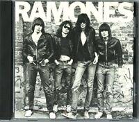 cd musica rock ramones ramones