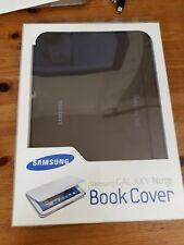 Original Samsung Galaxy Note 10.1 Book Cover Maroon EFC-1G2NAECXAR