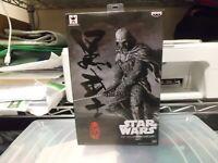 STAR WARS Darth Vader Gallery Kurobushi used japan