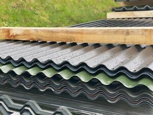 8ft/2.4m Yardstock 13/3 Corrugated Sheet. 0.5mm or 0.7mm thickness, mixed colour