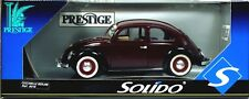 14 SOLIDO PRESTIGE VW COCCINELLE BERLINE ROUGE BORDEAUX N°8016