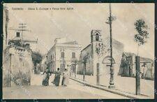 Messina Taormina cartolina XB0704