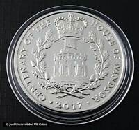 Royal Mint 2017 House Of Windsor £5 Five Pound Coin - Brilliant Uncirculated