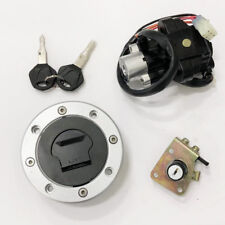 For Suzuki Katana 600 Katana 750 Ignition Switch Gas Cap Cover Seat Lock Key Set
