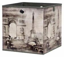 "Faltbox Aufbewahrungsbox 3er Set /""BETA/"" Box in 32x32x32 cm Modell TREE 2"