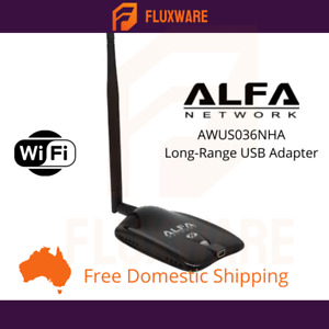 Alfa AWUS036NHA 150Mbps Long Range Wireless USB Adapter