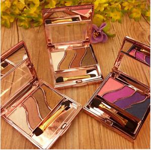 4 Colour Glitter Eyeshadow Eye Shadow Palette Diamond Professional Makeup Set