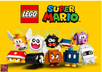 Choose Your Favourite 👑 LEGO Super Mario Character Pack Series 1 71361 ✅ Sealed