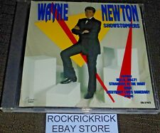 WAYNE NEWTON - SHOWSTOPPERS -10 TRACK CD- (CDL - 57423)